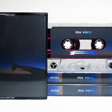 Already Dead Tapes And Records -Ad285 Mu Vonz 'mu Vonz'