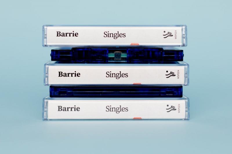 Barrie -Singles