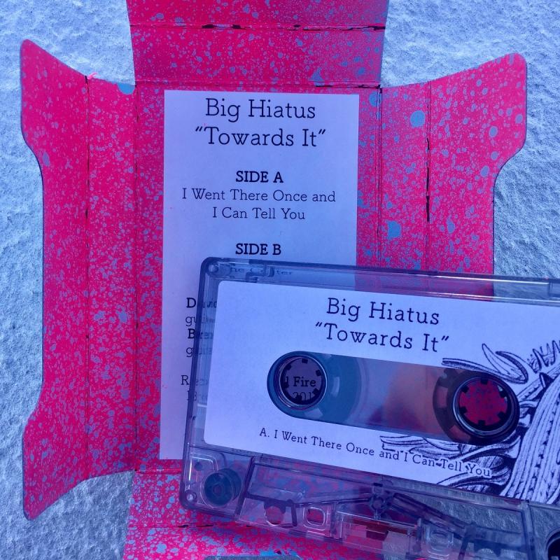 Big Hiatus - Towards It