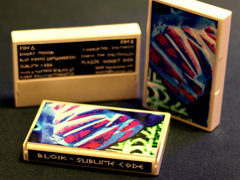 Bloik - Sublime Code/album