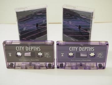 Bryce Miller - City Depths