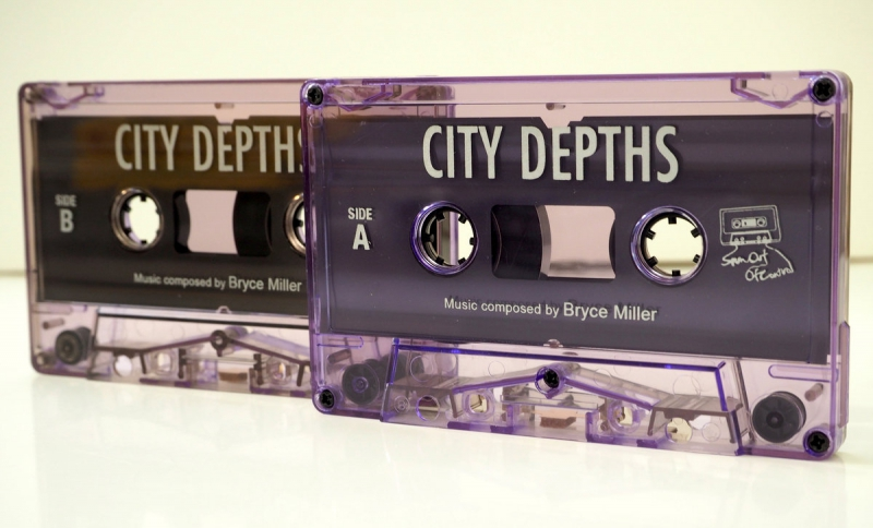 Bryce Miller -City Depths