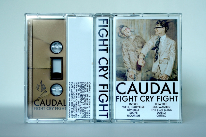 Caudal - Fight Cry Fight