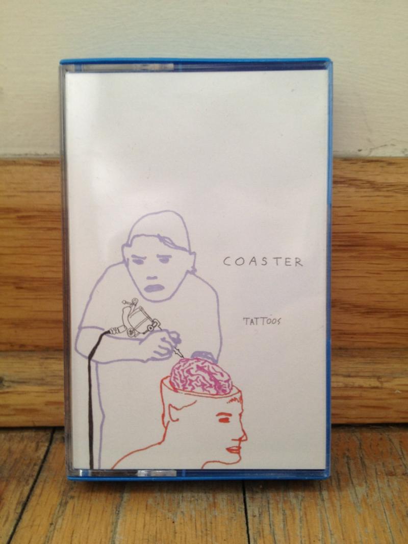 Coaster -Tattoos