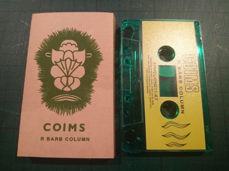 Coims - R Barb Column
