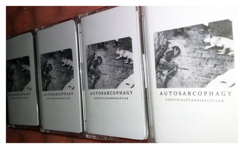 Convivial Cannibal Clan -Autosarcophagy