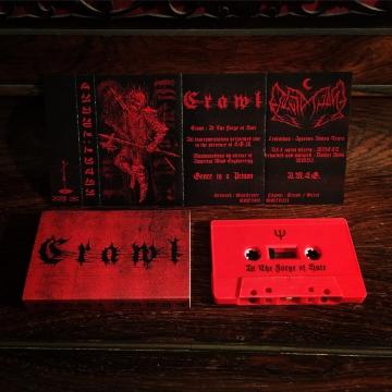 Crawl / Leviathan - Crawl/lvthn Split