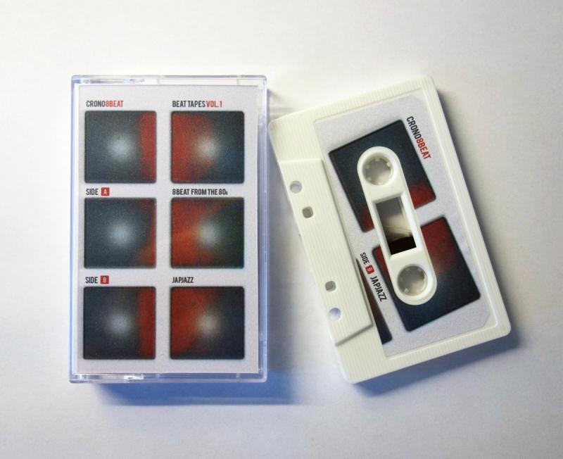 Crono -Crono8Beat - Beat Tapes Vol. 1