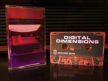 Dead Disk Drive - Digital Dimensions