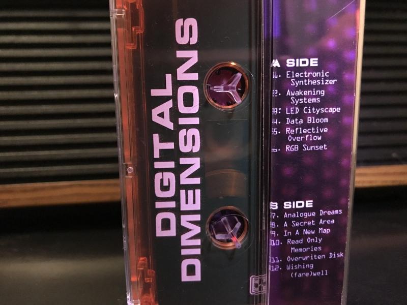 Dead Disk Drive -Digital Dimensions