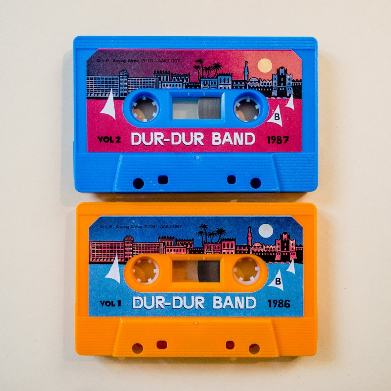 Dur-Dur Band - Dur Dur Of Somalia - Volume 1, Volume 2 & Previously Unreleased Tracks