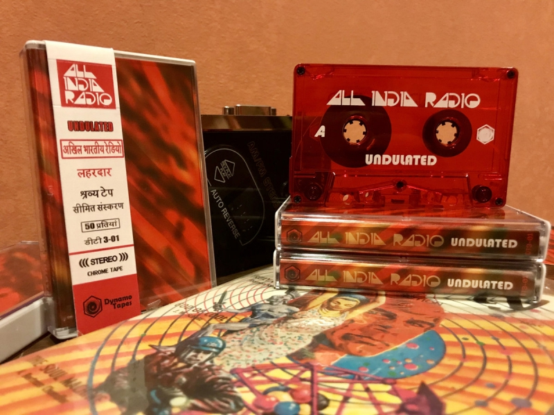 Dynamo Tapes -All India Radio - Undulated