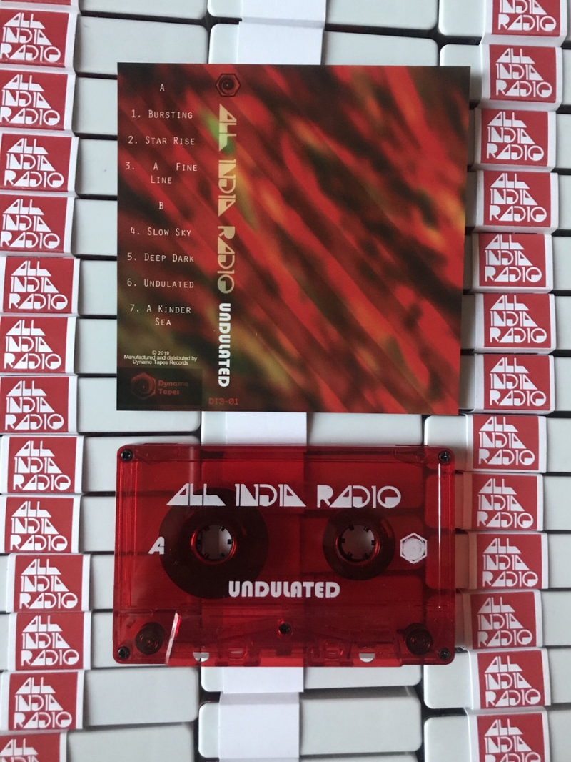 Dynamo Tapes - All India Radio - Undulated