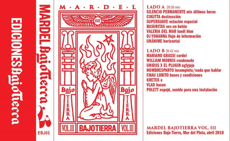 Ediciones Bajo Tierra - Volumen 3
