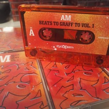 Escapizm Records - Am - Beats To Graff To Vol. 1