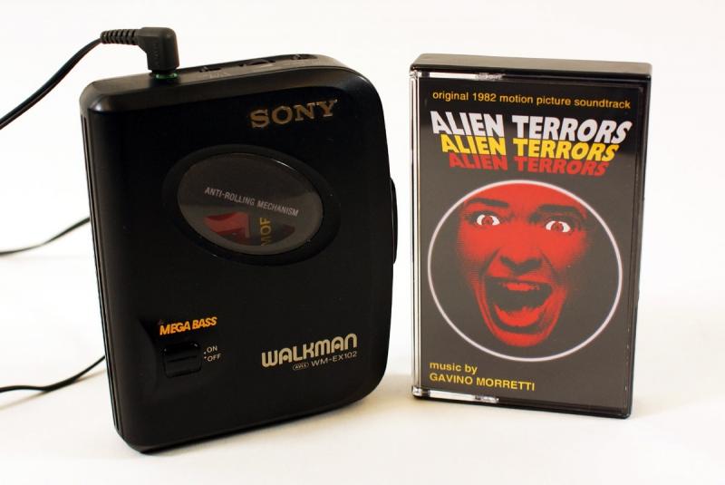 Gavino Morretti - Alien Terrors (Original 1982 Soundtrack)