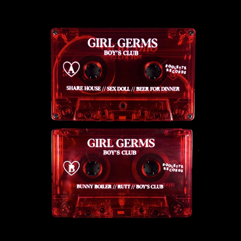 Girl Germs - Boy's Club
