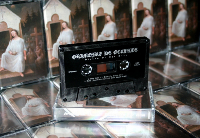 Grimoire De Occulte - Wisdom Of The Dead