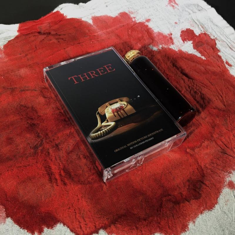 Guillermo Pizarro - Three : Original Motion Picture Soundtrack