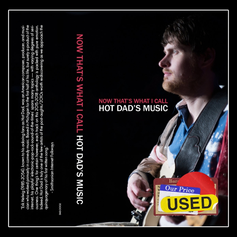 Hot Dad -Now That'S What I Call Hot Dad'S Music