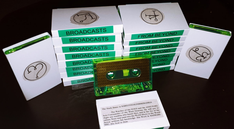 Housewife Records - Broadcasts From Beyond