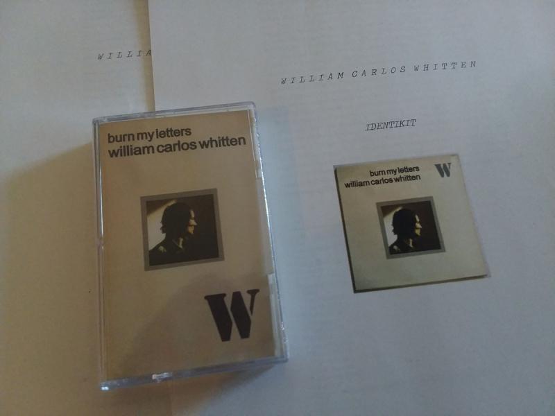 I Heart Noise - William Carlos Whitten - Burn My Letters