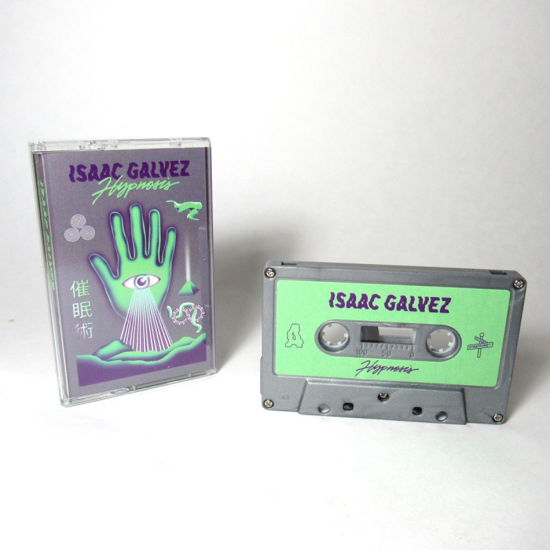 Isaac Galvez -Isaac Galvez   Hypnosis