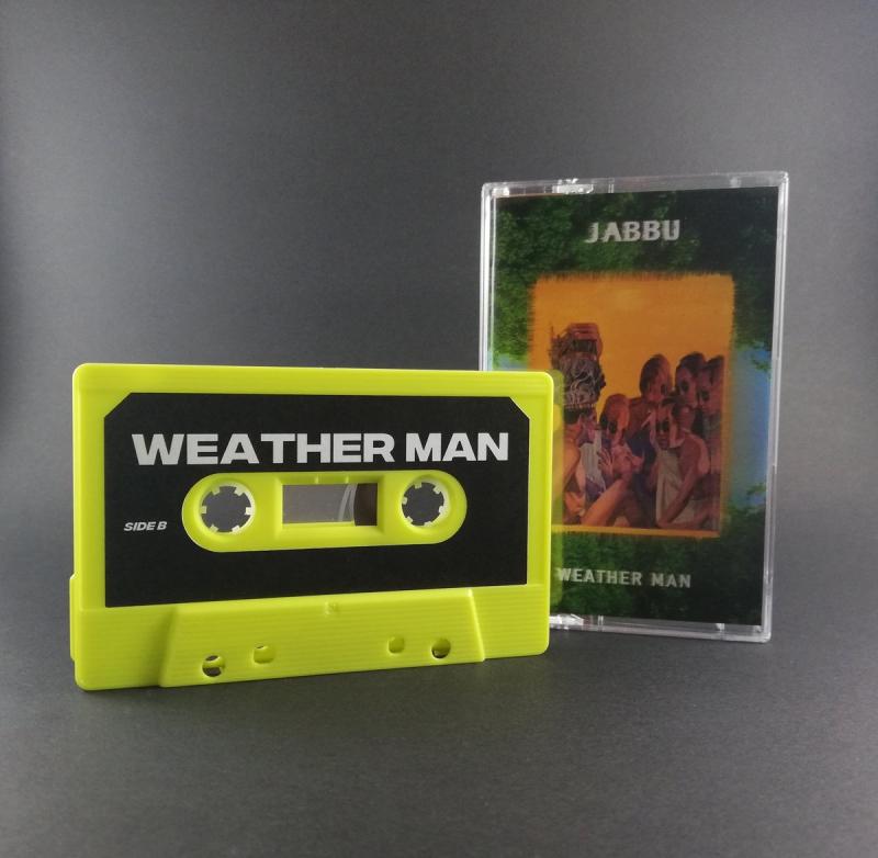 Jabbu - Atr034: Weather Man