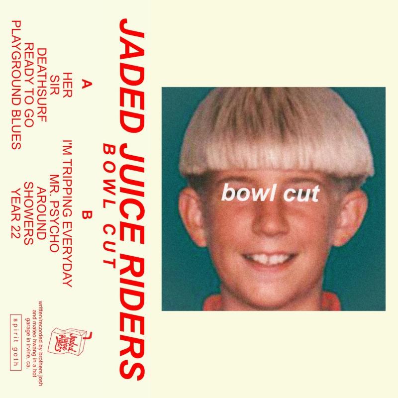 Jaded Juice Riders -Bowl Cut