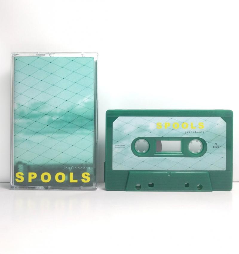 Jas0Nbeats - Atr030: Spools