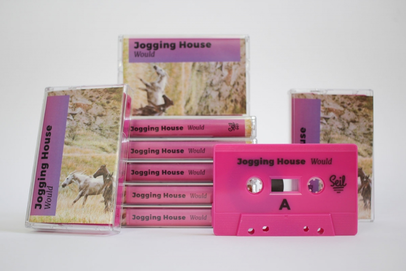 Jogging House -Would