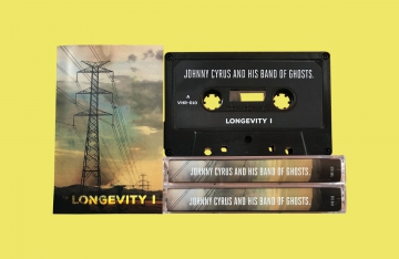 Johnny Cyrus And His Band Of Ghosts. - Longevity I