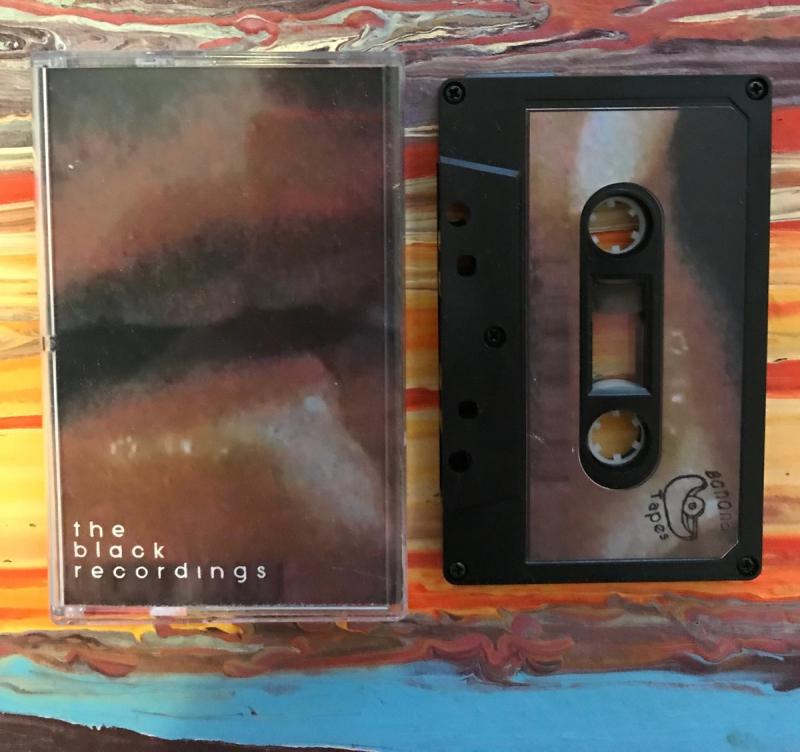 Jonathan Sutton - The Black Recordings