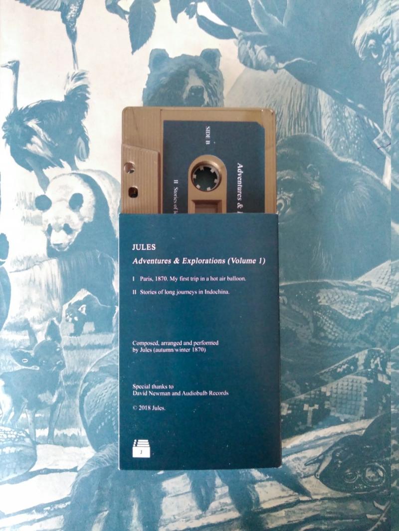 Jules -Adventures & Explorations (Volume 1)