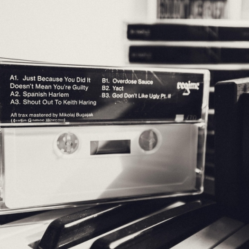 K-Hole Trax - God Don't Like Ugly Pt. II