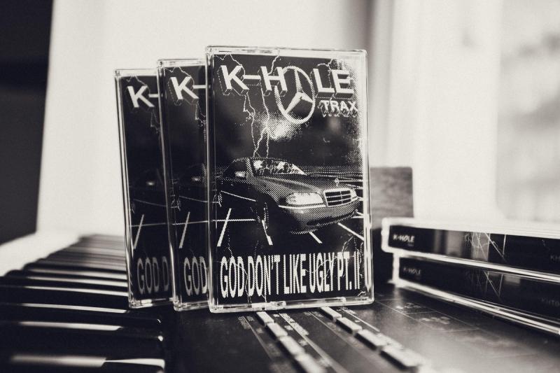 K-Hole Trax - God Don't Like Ugly Pt. Ii [Kht003]
