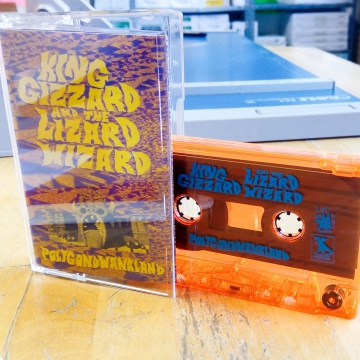 King Gizzard & The Lizard Wizard - Polygondwanaland Tape
