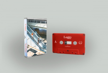 Leggy -Let Me Know Your Moon