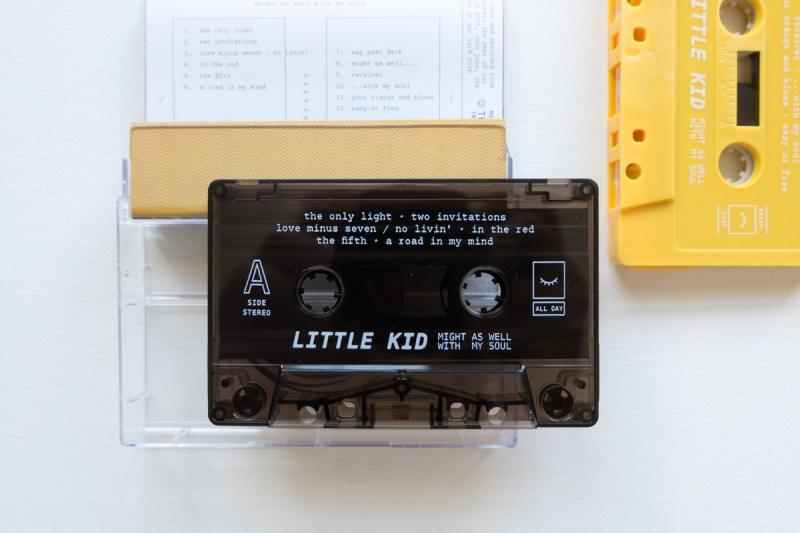Little Kid -Might As Well With My Soul