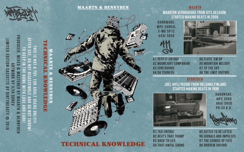 Maartn & Bennyben - Technical Knowledge