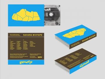 Machinefabriek - Sahara Mixtape