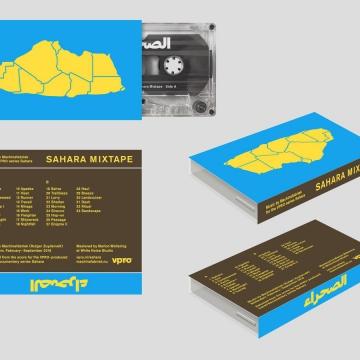 Machinefabriek -Sahara Mixtape