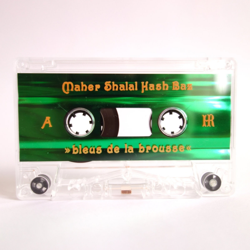 Maher Shalal Hash Baz - Bleus De La Brousse