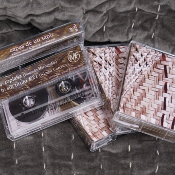 Marginal Frequency -Mfcs I | Cristián Alvear Y Santiago Astaburuaga - Capas De Un Tapiz