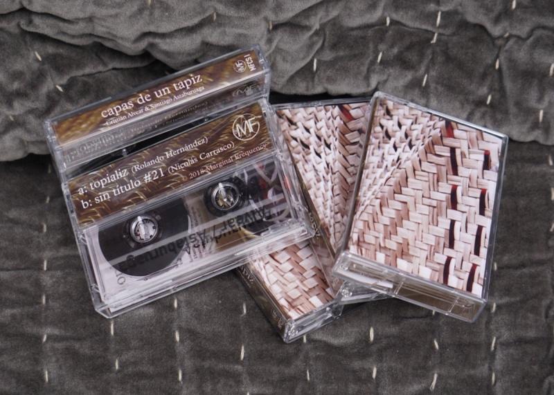Marginal Frequency - Mfcs I | Cristián Alvear Y Santiago Astaburuaga - Capas De Un Tapiz