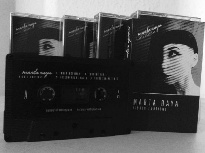 Marta Raya -Hidden Emotions