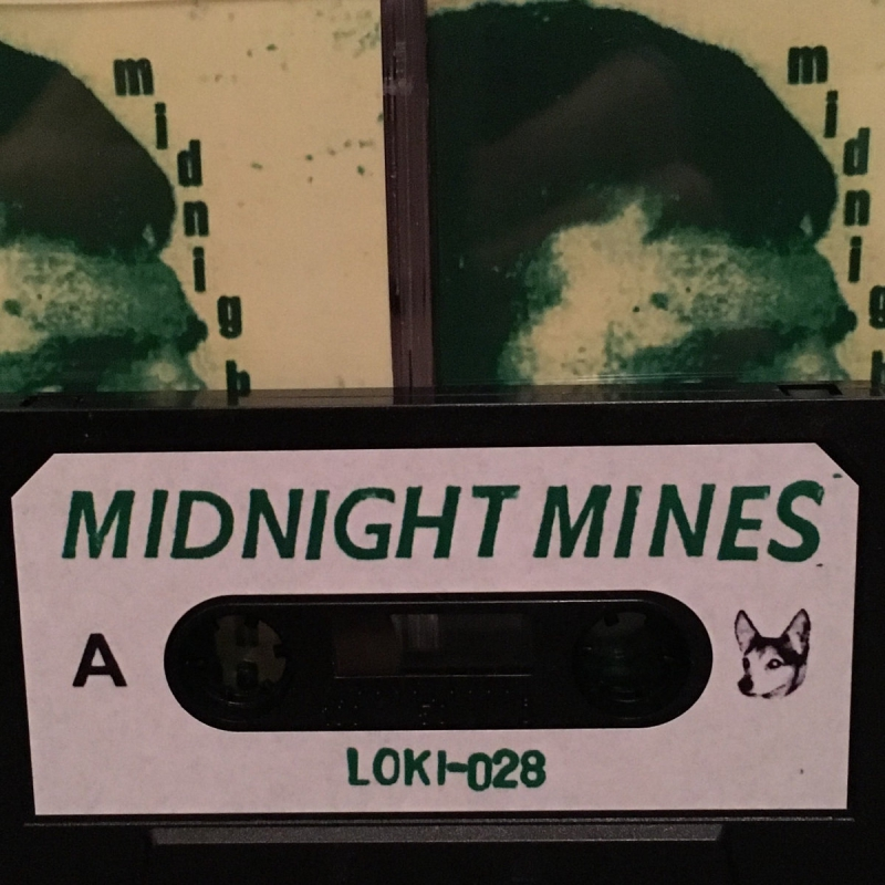 Midnight Mines - Invisible Insurrection Of A Million Minds