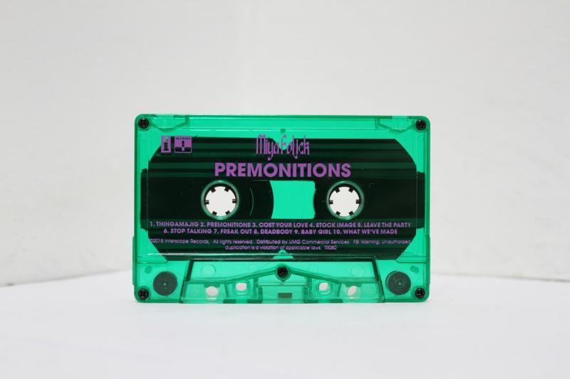 Miya Folick -Premonitions