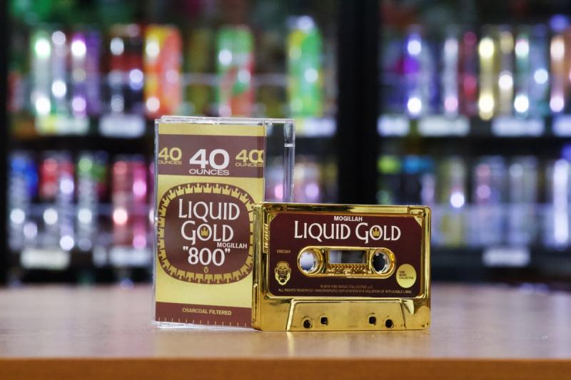 Mogillah - Liquid Gold