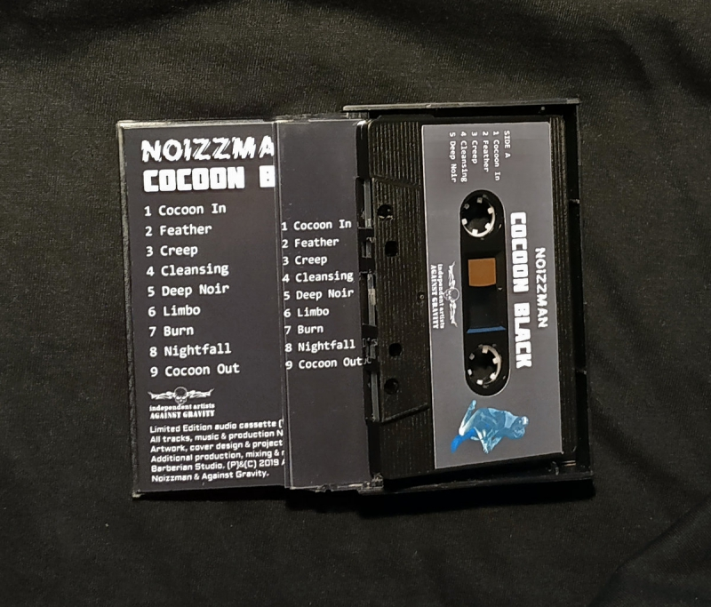 Noizzman - Cocoon Black